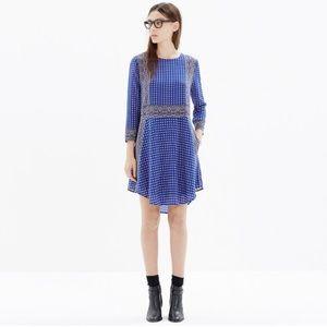 Madewell Silk Tee Dress